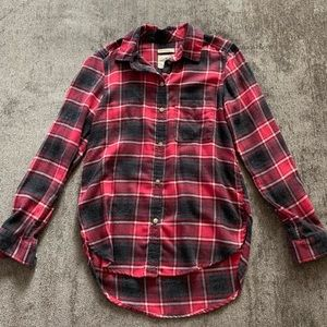 AE Red/Black Flannel